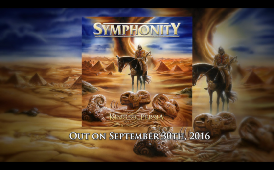 Limb Music: SYMPHONITY - King Of Persia album trailer 2016
