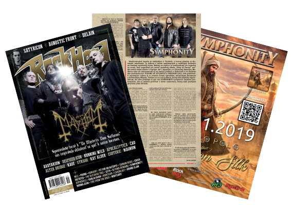 Rock Hard Magazine #55