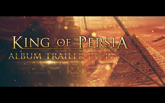 Spark TV: SYMPHONITY - King of Persia Trailer part IV